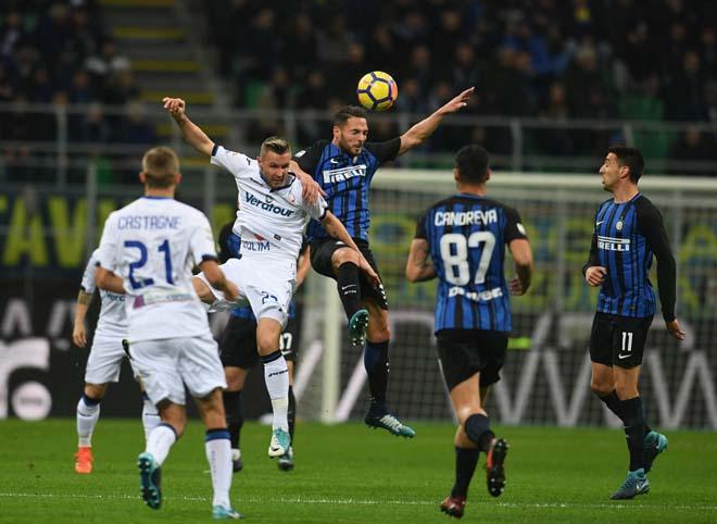 Soi kèo Inter vs Atalanta, 2h45 ngày 9/3/2021 –VĐQG Ý