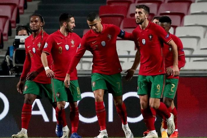 Soi kèo Bồ Đào Nha vs Azerbaijan, 2h45 ngày 25/03 – Vòng loại World Cup 2022