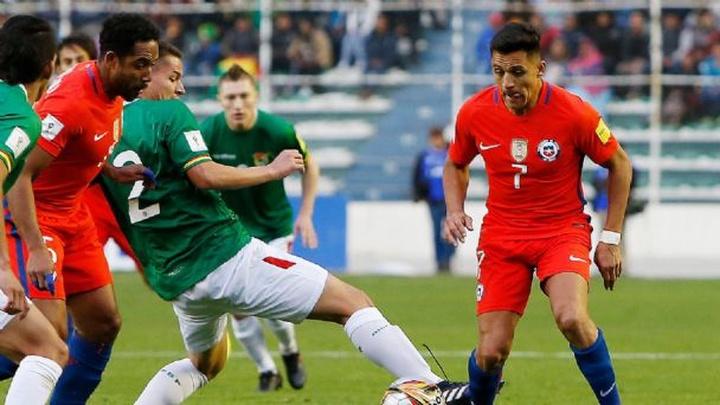 Soi kèo Chile vs Bolivia, 4h ngày 19/6 – Copa America