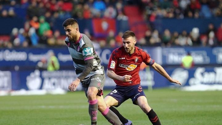 Soi kèo Osasuna vs Granada, 2h ngày 24/10 – La Liga