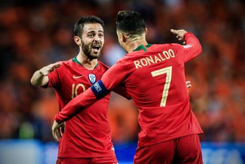 Soi kèo Luxembourg vs Bồ Đào Nha, 1h45 ngày 31/03 – Vòng loại World Cup 2022