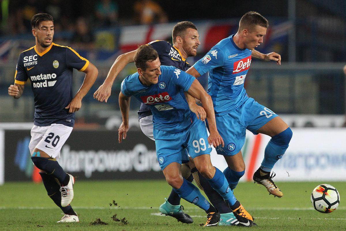 Soi kèo Napoli vs Verona, 1h45 ngày 24/05 – Serie A