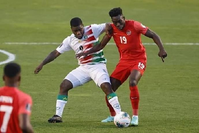 Soi kèo Haiti vs Canada, 6h30 ngày 16/7 – Gold Cup