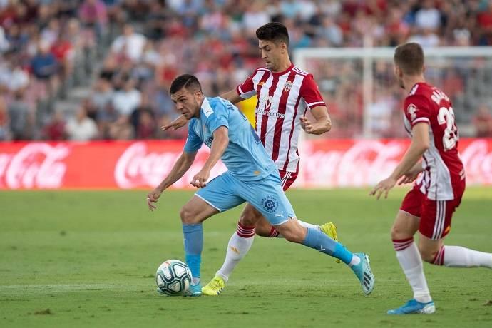Soi kèo Girona vs Almeria, 2h ngày 5/10 – Hạng 2 Tây Ban Nha