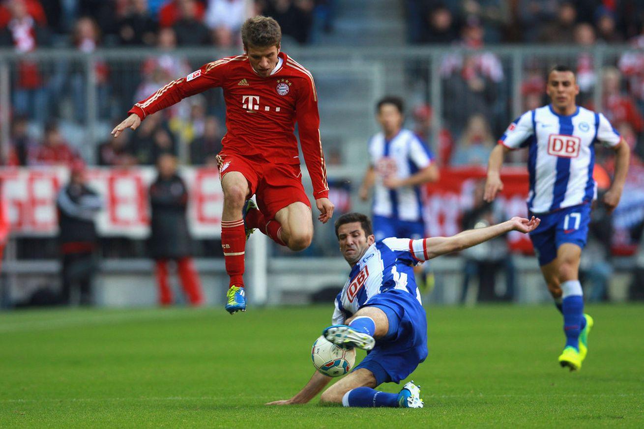 Soi kèo Bayern vs Hertha Berlin, 23h30 ngày 29/8 – Bundesliga