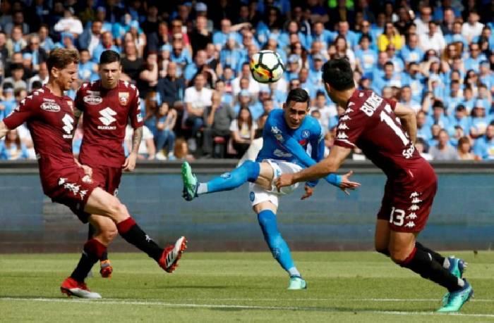 Soi kèo Torino vs Napoli, 23h30 ngày 26/04 - Serie A