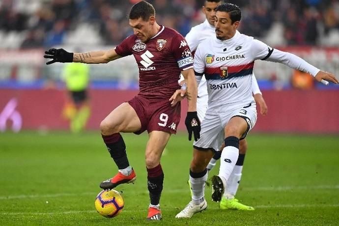 Soi kèo Torino vs Genoa, 23h30 ngày 22/10 – Serie A