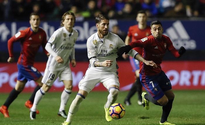 Soi kèo Real Madrid vs Osasuna, 2h00 ngày 2/5 – Laliga