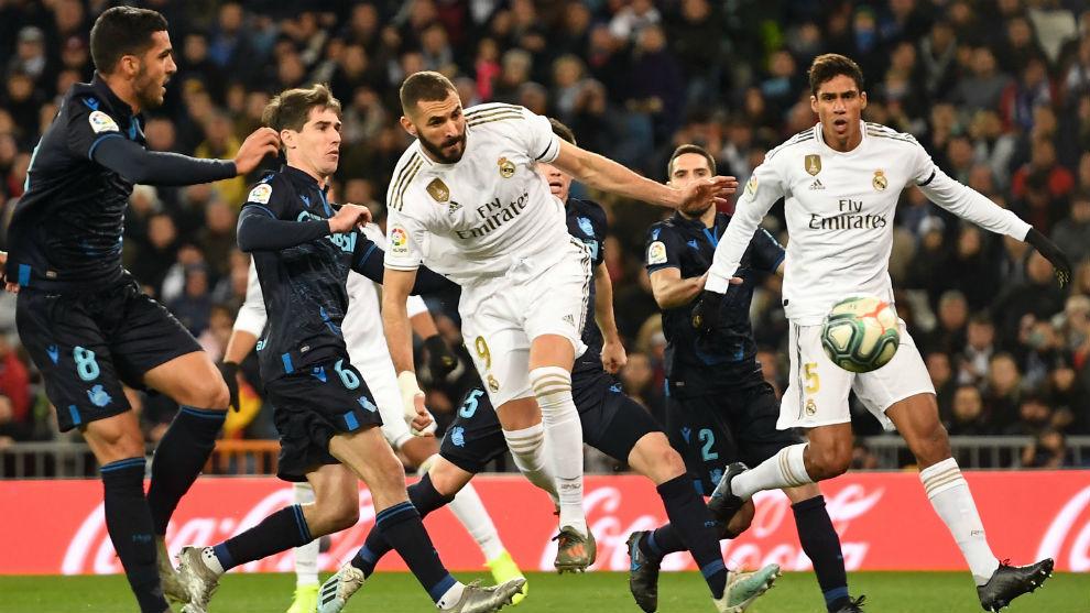 Soi kèo Real Madrid vs Sociedad, 03h00 – 02/03/2021 – VĐQG Tây Ban Nha