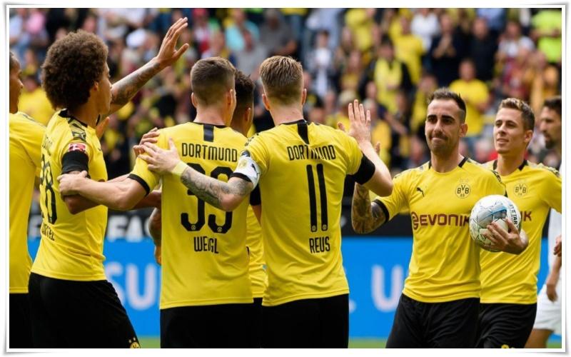 Soi kèo Besiktas vs Dortmund, 23h45 ngày 15/9 – Champions League