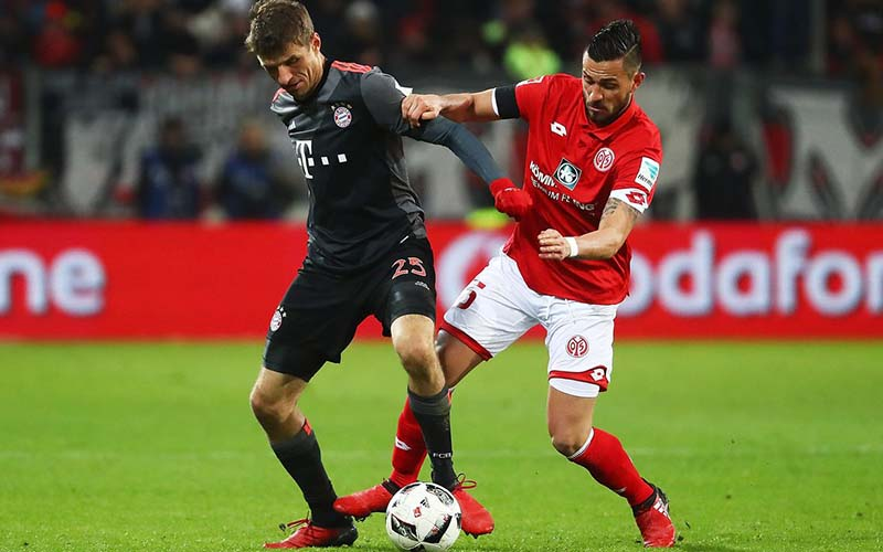 Soi kèo Mainz vs Bayern, 20h30 ngày 24/04 – Bundesliga