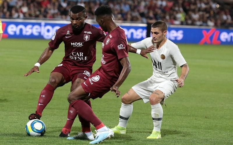 Soi kèo Metz vs PSG, 2h ngày 23/9 – Ligue 1