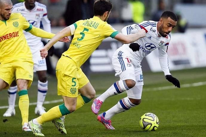 Soi kèo Nantes vs Lyon, 02h00 ngày 28/08 – Ligue 1