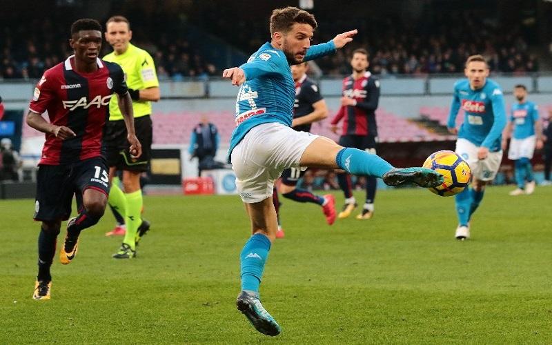 Soi kèo Napoli vs Bologna, 02h45 ngày 08/03/2021 – Vô địch Ý