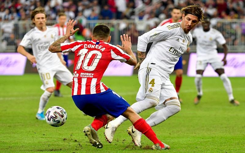Soi kèo Atletico Madrid vs Real Madrid, 22h15 ngày 07/03/2021 – VĐDQG Tây Ban Nha