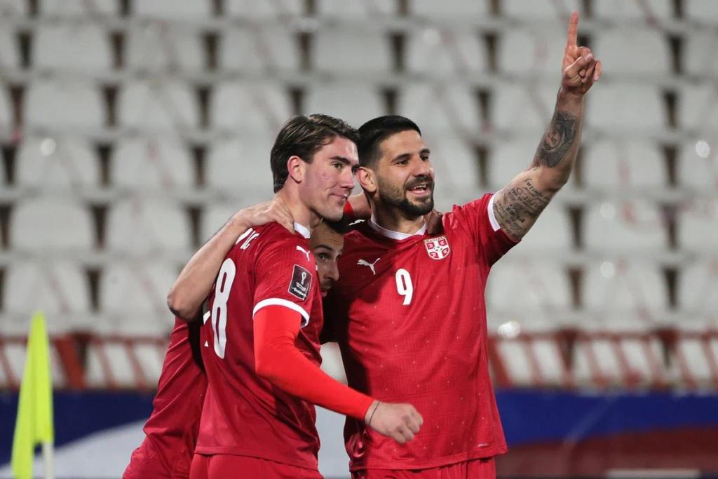Soi kèo Azerbaijan vs Serbia, 23h00 ngày 30/03 – Vòng loại World Cup 2022