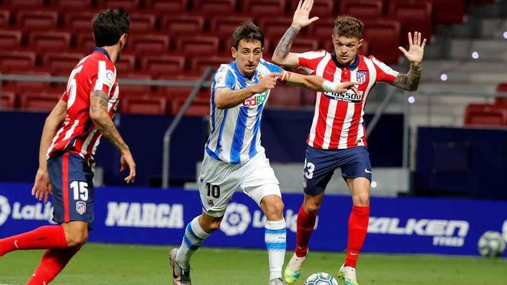 Soi kèo Atletico Madrid vs Sociedad, 03h00 ngày 13/05 – Laliga