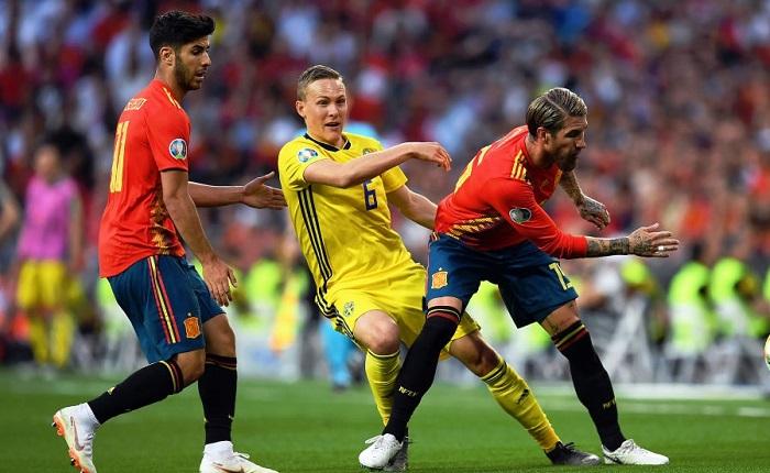 Soi kèo Tây Ban Nha vs Thụy Điển, 02h00 ngày 15/6 – Euro 2020