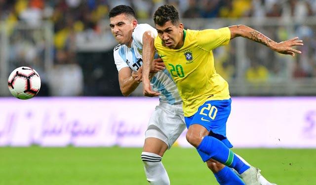 Soi kèo Brazil vs Argentina, 7h ngày 11/7 - Copa America