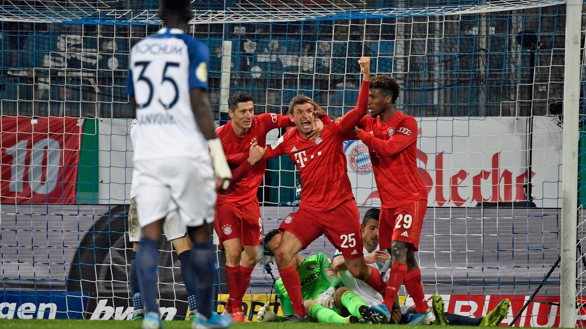 Soi kèo Bayern vs Bochum, 20h30 ngày 18/9 – Bundesliga